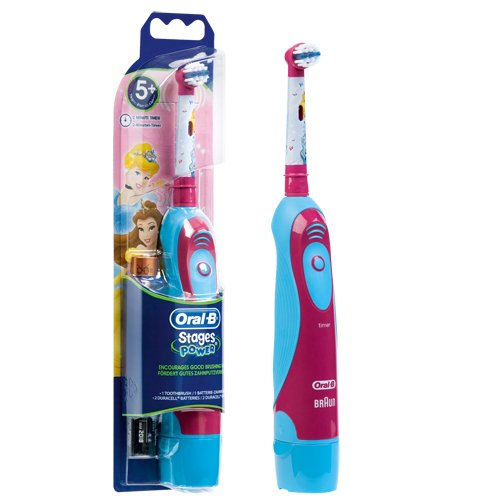 Braun Oral-B Stages Power Kids Disney Prinzessin Cinderella