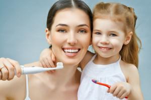 Welcher Bürstenkopf eignet sich für welche Zähne?