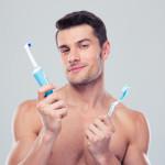 Elektrische Zahnbürste vs. Handzahnbürste