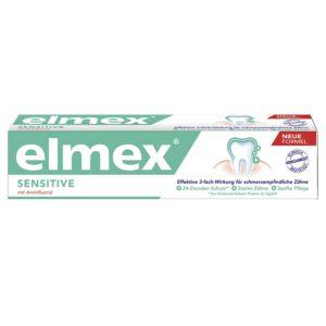 elmex Zahnpflege-Zubehör