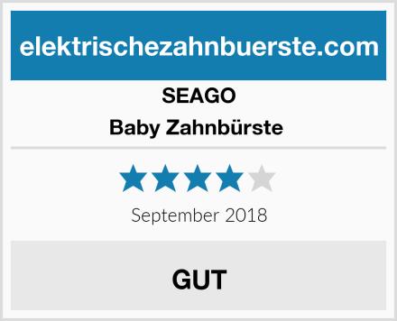 SEAGO Baby Zahnbürste  Test