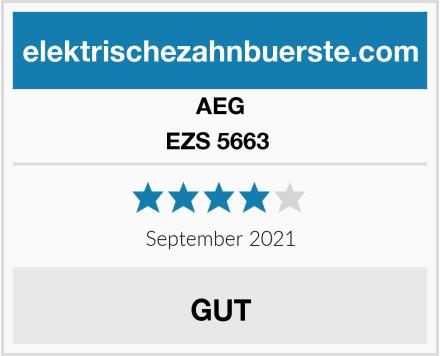 AEG EZS 5663  Test