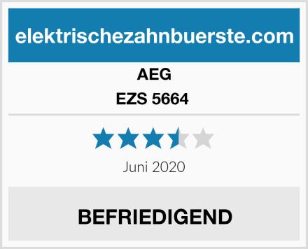 AEG EZS 5664  Test