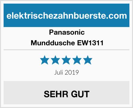 Panasonic Munddusche EW1311 Test