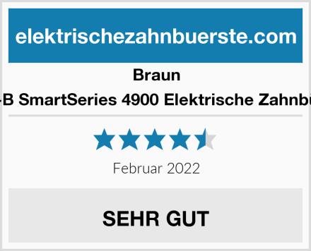 Braun Oral-B SmartSeries 4900 Elektrische Zahnbürste Test