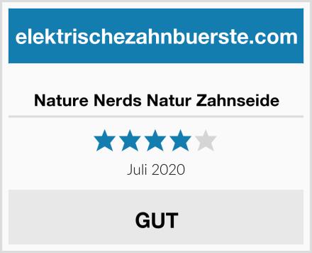Nature Nerds Natur Zahnseide Test