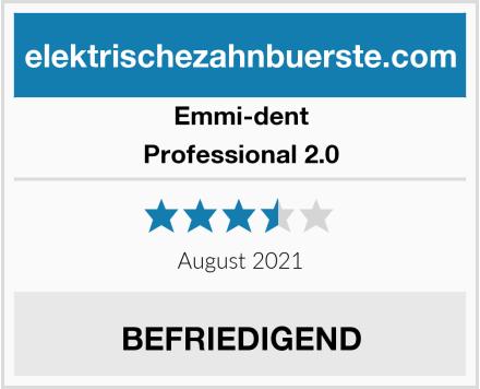 Emmi-dent Professional 2.0 Test
