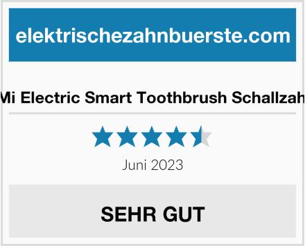 Xiaomi Mi Electric Smart Toothbrush Schallzahnbürste Test