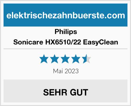 Philips Sonicare HX6510/22 EasyClean Test
