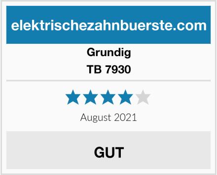 Grundig TB 7930 Test