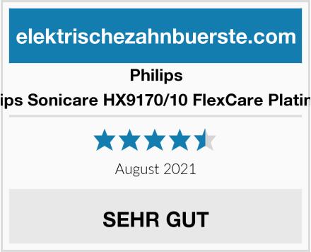 Philips Philips Sonicare HX9170/10 FlexCare Platinum  Test