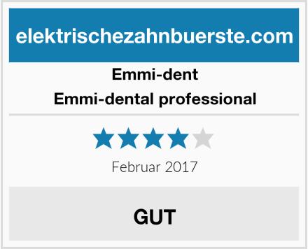 Emmi-dent Emmi-dental professional Test
