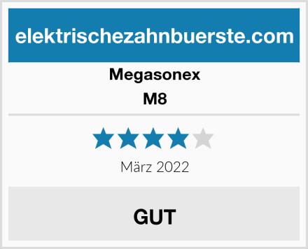 Megasonex M8 Test