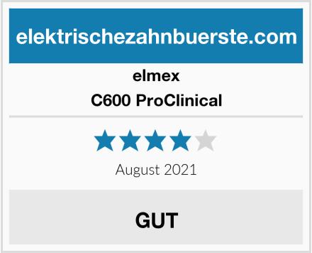 elmex C600 ProClinical Test