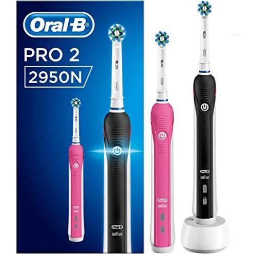 Braun Oral-B PRO 2 2950N Elektrische Zahnbürste