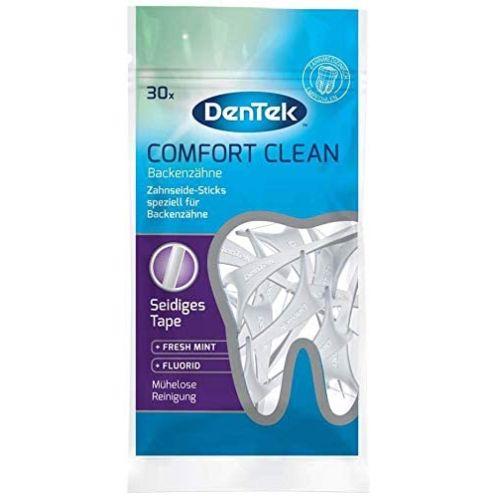 Dentek Comfort Clean Zahnseide Sticks
