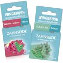 WINGBRUSH Zahnseide 2er-Set